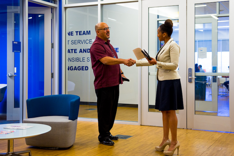 Reaping the Benefits of Informational Interviews
