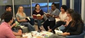 Book Club Serves an Intellectual and Entertaining Feast for UCPath Center Staff