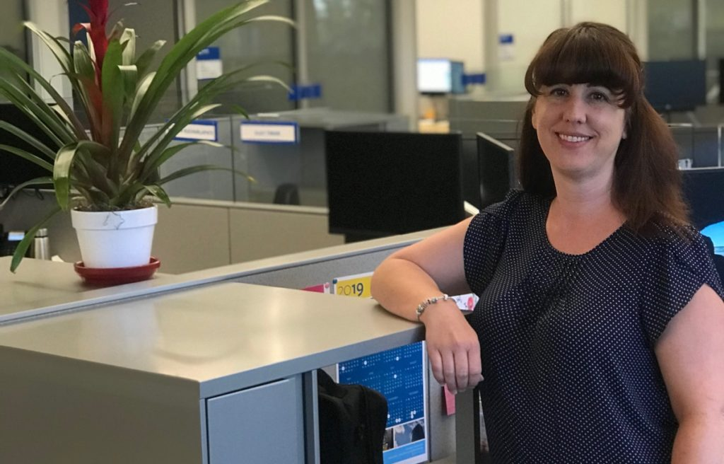 A Day in the Life with IT Supervisor Rebecca McLeland