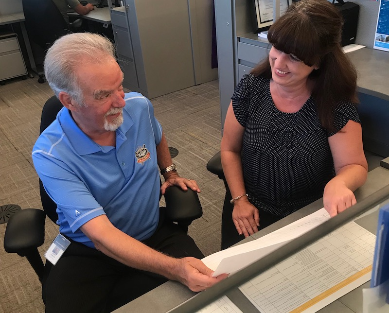 UCPath Center IT Supervisor Rebecca McLeland