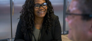 A Day in the Life with Senior Employee Services Associate Gwen Banks